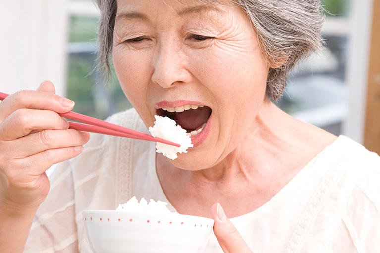 摂食嚥下の機能低下とは?